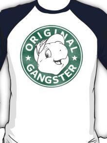 Franklin The Turtle - Starbucks Design T-Shirt