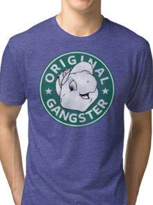 Franklin The Turtle - Starbucks Design Tri-blend T-Shirt