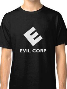 Mr. Robot Evil Corp Logo Classic T-Shirt