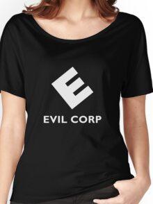 Mr. Robot Evil Corp Logo Women's Relaxed Fit T-Shirt