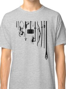 iconic weapons Classic T-Shirt