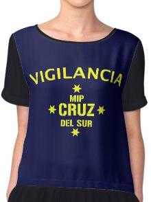 Vis A Vis - Cruz Del Sur Vigilancia  Chiffon Top