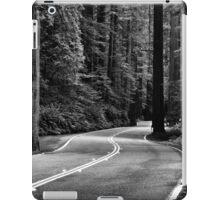 Avenue of the Giants  iPad Case/Skin