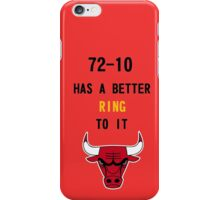 '95-'96 Bulls iPhone Case/Skin