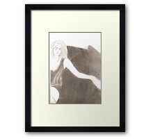 Lounge  Framed Print