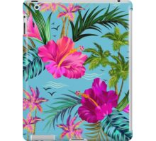 Hello Hawaii, a stylish retro aloha pattern. iPad Case/Skin