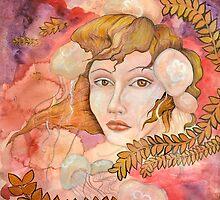 Lady Cnidaria by Amanda Christine Shelton