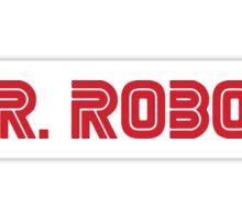 Mr. Robot Logo Sticker