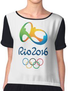 Rio 2016 Chiffon Top