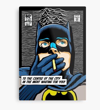 Post-Punk Heroes | Dark Metal Print