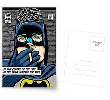 Post-Punk Heroes | Dark Postcards