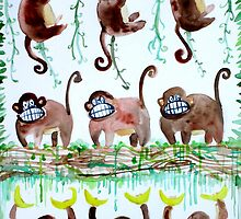 MONKEY ARMADA by lautir