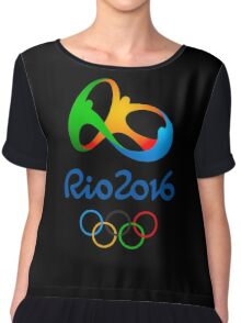 Rio 2016 Olympics Chiffon Top
