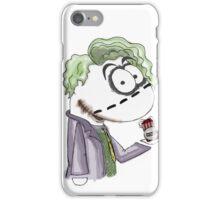 Joker sockpuppet iPhone Case/Skin
