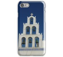 Bells and Blue Dome iPhone Case/Skin
