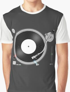 TURNTABLE Graphic T-Shirt