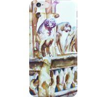 Notre-Dame Sentinels iPhone Case/Skin