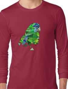 Exotic Tropical Parrot Long Sleeve T-Shirt