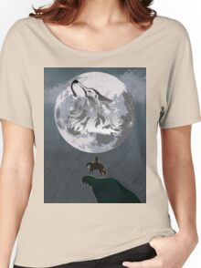 Wolf Link and Link Twilight Princess Women's Relaxed Fit T-Shirt