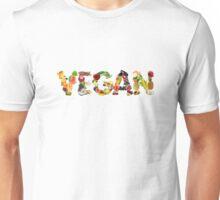 VEGAN FRUITS AND VEGGIES  Unisex T-Shirt