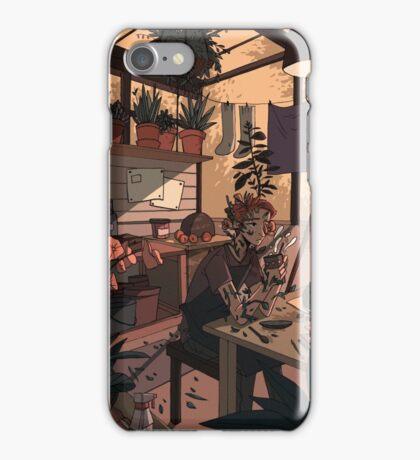Floraison iPhone Case/Skin
