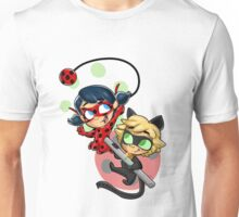 Ladybug and Chat Noir! Unisex T-Shirt