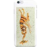 Roman sea monster iPhone Case/Skin
