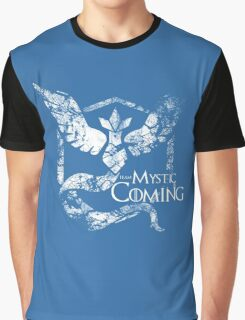Team Mystic is Coming (GoT + PokeGO!) [Alt] Graphic T-Shirt