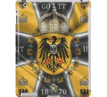 German Emperor Standard 1888-1918 iPad Case/Skin