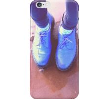 Wet Shoes iPhone Case/Skin