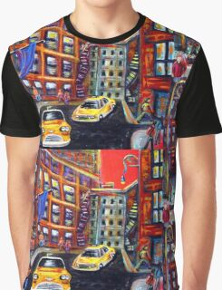 SoHo Graphic T-Shirt