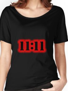 Angel Number 11:11 Women's Relaxed Fit T-Shirt