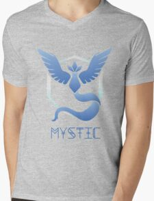 Team Mystic from Pokemon Go Mens V-Neck T-Shirt