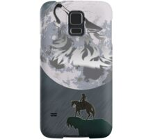 Wolf Link and Link Twilight Princess Samsung Galaxy Case/Skin