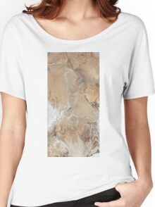 Between a Rock and a Hard Place Women's Relaxed Fit T-Shirt