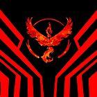 team red gear by JAKd