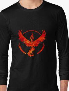 team red gear Long Sleeve T-Shirt