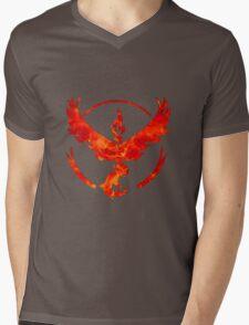 team red gear Mens V-Neck T-Shirt