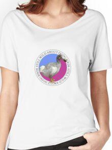 Dodo Bird Women's Relaxed Fit T-Shirt
