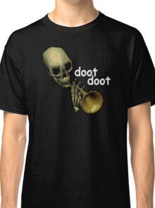 Doot Doot Mr. Skeltal Classic T-Shirt