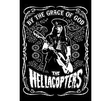 The Hellacopters (By the grace of god) Photographic Print