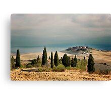 Tuscany Canvas Print