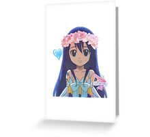 Wendy Marvel (Without Background) Greeting Card