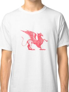 Red Griffin Classic T-Shirt