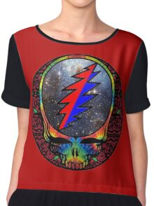 Grateful Dead Chiffon Top