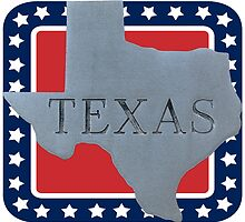 Welcome to the state of Texas by Christine Till  @    CT-Graphics