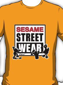 Sesame Street Wear T-Shirt