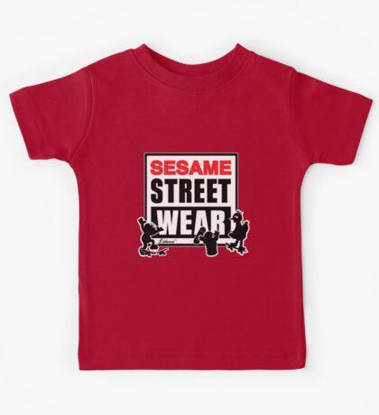 Sesame Street Wear Kids Tee