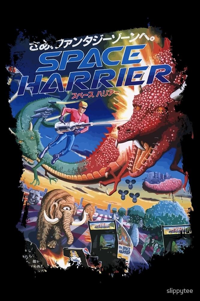 Space Harrier by slippytee