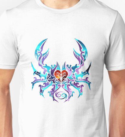 Cancer Astrology Season Gear Unisex T-Shirt
